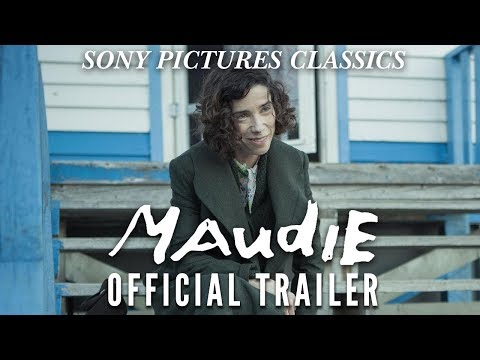 Maudie | Official Trailer HD (2017)
