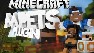 Miniature Pets plugin | Minecraft