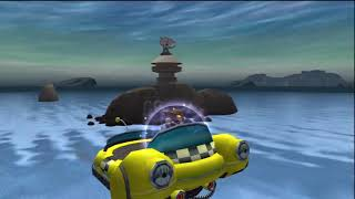 Ratchet and Clank : Up Your Arsenal -80- We Beat Daxx
