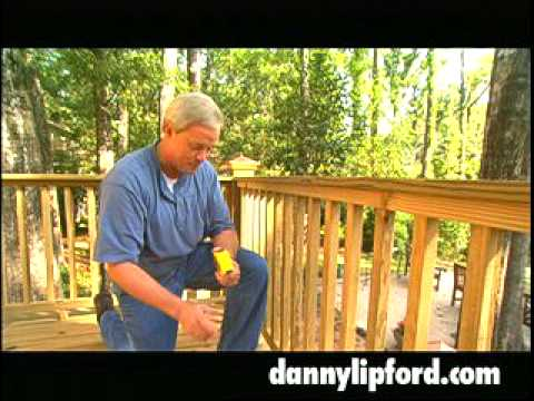 Restore's 4X on really old deck | FunnyDog.TV