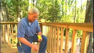 Deck Hand Rails