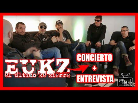 EL ULTIMO KE ZIERRE EN DIRECTO   QUE EL ROCK NO PARE   PROGRAMA 3