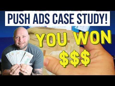 Push Ads Case Study - How to Run Casino Ads on Rich Ads from YouTube · Duration:  25 minutes 34 seconds