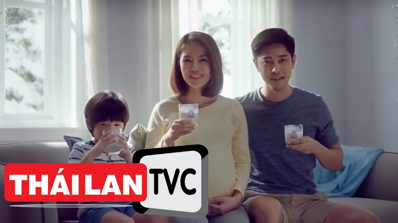 Thailand TVC  Bear Brand Sterilized Milk ดูแล