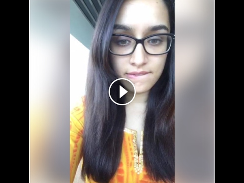 Download Youtube: Shraddha Kapoor Facebook Live Video Full