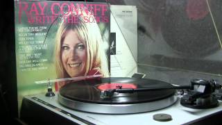 The Way I want To Touch You - Ray Conniff - 1975