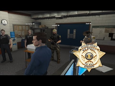 Outcast County: Search Warrant!