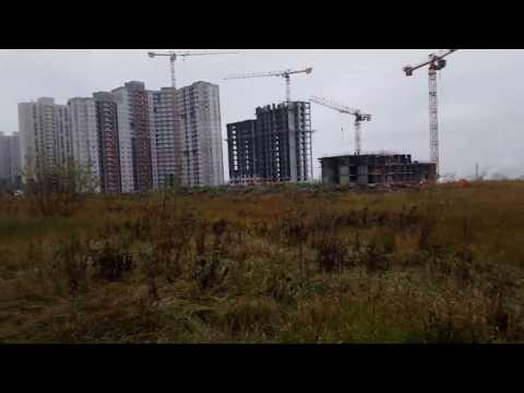 Новостройки на свалке Котельники\Дзержинский. часть 3 (аномалии)
