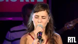 ZAZ: la fée en live sur RTL - RTL - RTL