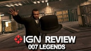 007 Legends Video Review - Ign Reviews