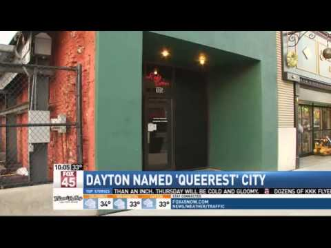 Dayton named 'Queerest City'