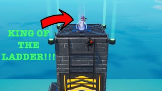 *NEW* KING OF THE LADDER GAMEMODE IN FORTNITE CREATIVE!!!