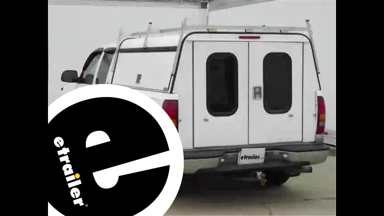 install trailer wiring 2001 chevrolet silverado etbc7  etrailer  YouTube