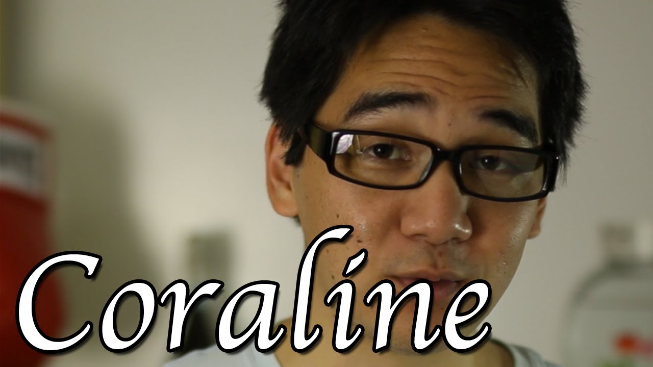 Coraline By Neil Gaiman Book Summary And Review Minute Book Report Youtube