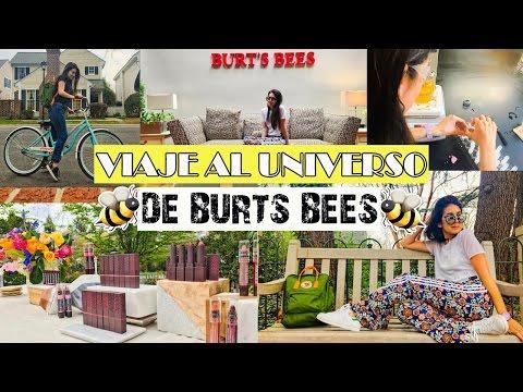 VLOG! VIAJE A UNIVERSO DE BURT'S BEES | Fashion Diaries