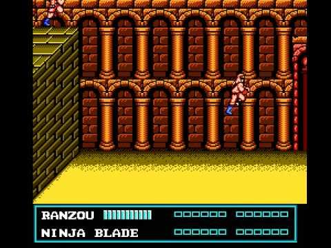 NES Longplay [434] Double Dragon III: The Rosetta Stone (a)