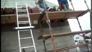 Podgląd na dachówkę(układanie)