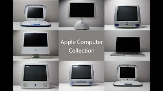 My Apple Computer Collection