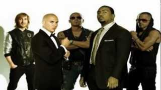 Timbaland Ft.Pitbull & Wisin & Yandel Pass At Me (Prod by David Guetta) (Official Remix)