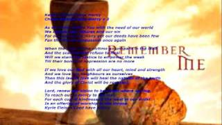 """Stuart Townend """"Kyrie Eleison"""" (As We Come Before You)"""