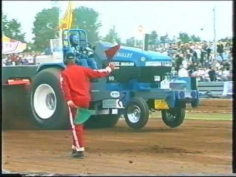 Tractor Pulling EC Bakel (NL) 2002 by Jens Nieting