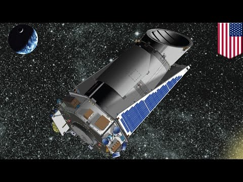 NASA saves planet-hunting Kepler space telescope after it enters emergency mode - TomoNews