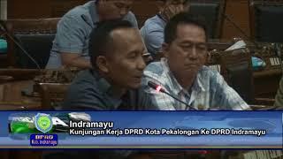 Kunjungan Kerja DPRD Kota Pekalongan Ke DPRD Kabupaten Indramayu