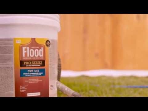 Flood Pro Series CWFUV5