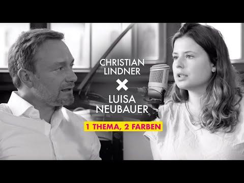 Brauchen wir Angst in der Klimafrage, Luisa Neubauer?