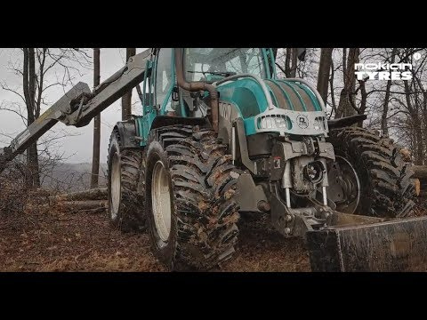 Nokian Tractor King – Designed for a Reason