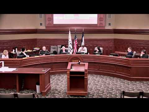 City of Sioux City Budget Hearing - January 25, 2020