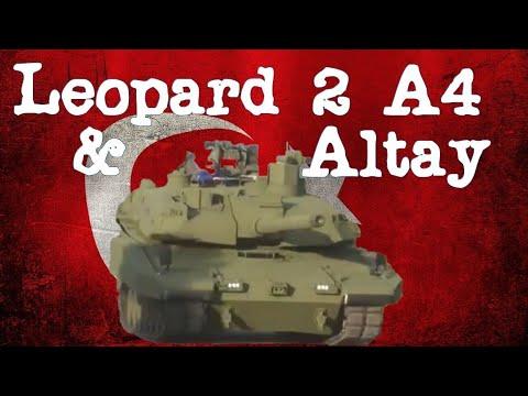First Turkey's Hybrid Main Battle Tank