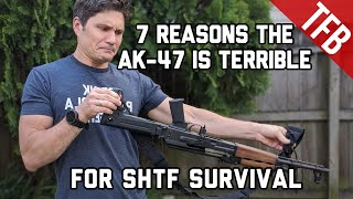 7 Reasons the AK-47 is Terrible for SHTF Survival