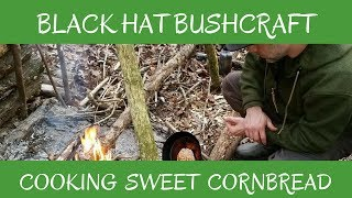 Campfire Cooking: Sweet Cornbread