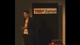 Škrabanje koje je ispunilo jedan san? | Ana Babic | TEDxZemun