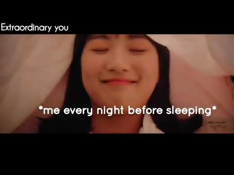 Mind of a k-drama addict.
