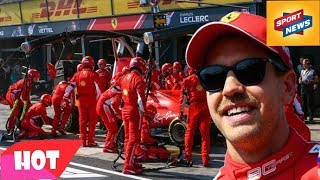Sebastian Vettel: Ferrari Issued Team Orders After Failed Strategy At Australian Gp