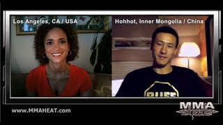Rising Star Wang Guan on RUFF 5 Bout + Establishing MMA in China
