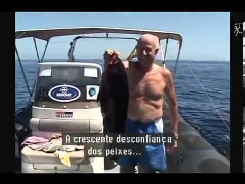 Pesca Submarina  com Pedro Carbonell 2013