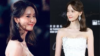 YoonA looks gorgeous in a Breathtaking Gown at a Film Festival Recently will Make Your Jaw Drop