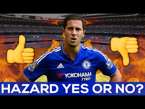 Eden Hazard to Real Madrid | Yes or No? | REAL TRANSFERS