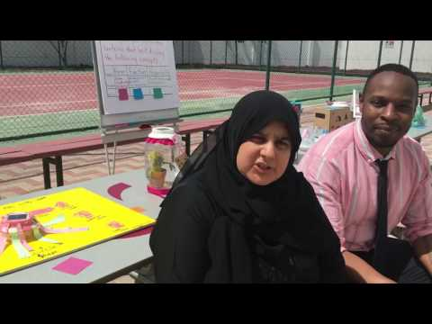 Qatar Academy Al Wakra Teacher says Shams Generation is Fantastic