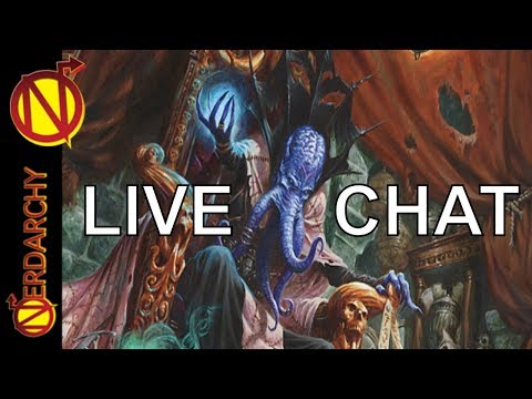 Talking with a D&D and Role-Playing Game Producer- Nerdarchy Live Chat #142