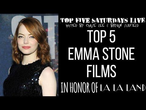 Top 5 Saturdays Live - Emma Stone Films