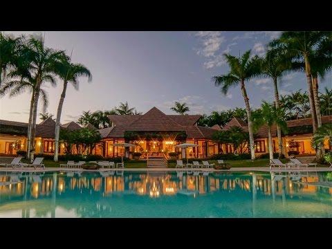 Villa El Palmar In Casa De Campo Dominican Republic Youtube