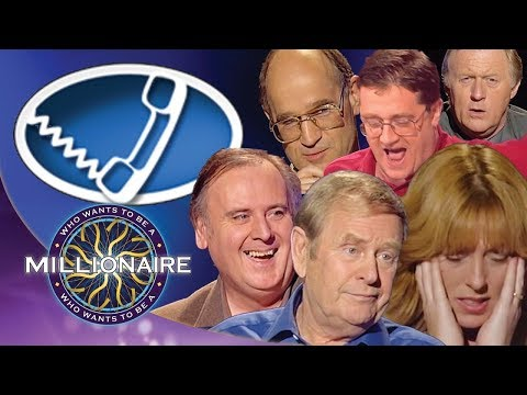 Best of Phone a Friend - Who Wants To Be A Millionaire?