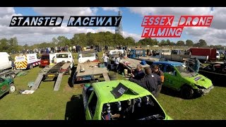 STANSTED RACEWAY  Banger Hot Rods Racing