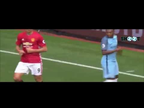 Paul Pogba vs Manchester City 10/09/2016