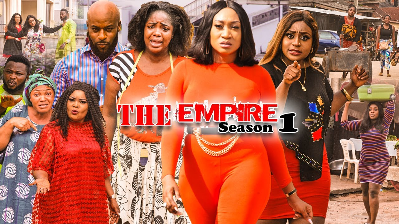 Download The Empire (Episode 1) Trending 2020 Recommended Nigerian Nollywood Movie