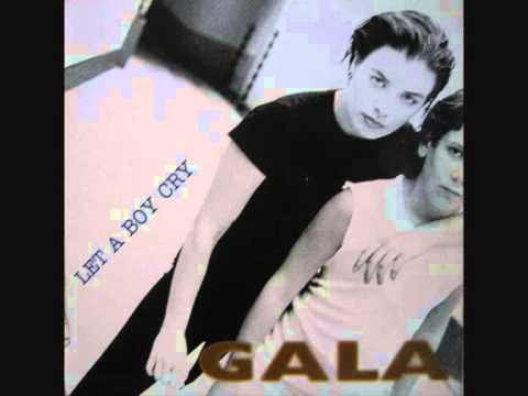 GALA - LET A BOY CRY (EXTENDED) (Winter 1996-97)